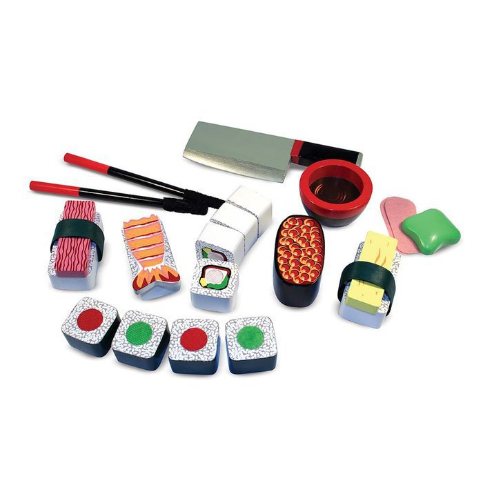 Melissa &amp; Doug Toys Sushi Slicing Play Set at Brookstone??Buy Now!