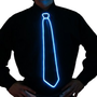 Light Up Ties - Novelty Necktie for Men As Seen On Today Show