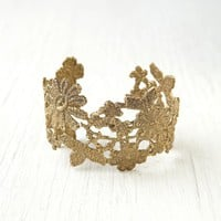 Free People Alkemie Lace Cuff