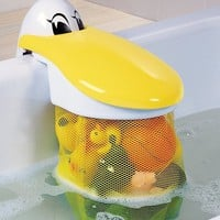 Pelican Bath Toy Storage Pouch