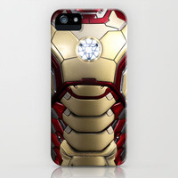 Iron/man mark XLII iPhone &amp; iPod Case by Emiliano Morciano (Ateyo)