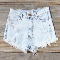 Freedom Lover Shorts, Women's Sweet Bohemian Clothing