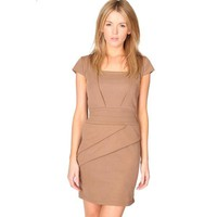 Bqueen Shola Bandage Dress BY073X - Designer Shoes|Bqueenshoes.com