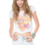 Brandy ♥ Melville |  Carolina Donuts Top - Just In
