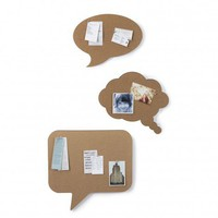 Talk Bubble Cork Boards