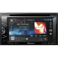Pioneer - 6.1&quot; - CD/DVD - Apple iPod-Ready - In-Dash Receiver