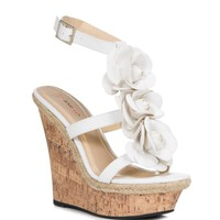 JustFab - Marguerite - White
