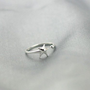 Cute Sea Star Silver Ring