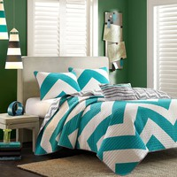 MiZone Aries Reversible Quilt Set