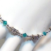 Bar Mitzvah Memories Bracelet - in stock
