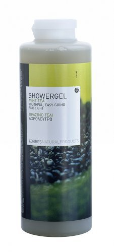 Korres Mint Tea Shower Gel 8.45 Fl.Oz. From Greece