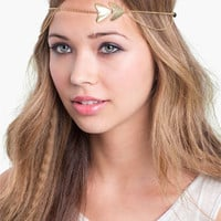 Carole &#x27;Arrow Chain&#x27; Head Wrap | Nordstrom