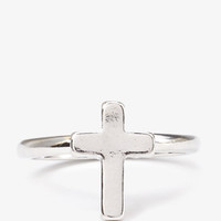 Cross Ring | FOREVER 21 - 1053590404