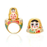 nOir Jewelry - Rings - Natasha