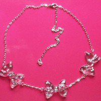 Star Princess Necklace from On Secret Wings