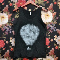 Tri-Blend &#x27;Farewell, Cruel World&#x27; Tank Top