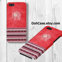 Elephant Case , Tribal Elephant Case , Aztec Case : iPhone 4/4s Case , iPhone 5 Case , Samsung Galaxy S3 Case , Samsung Galaxy S4 Case