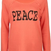 FULL TILT Peace Womens Rolled Cu...