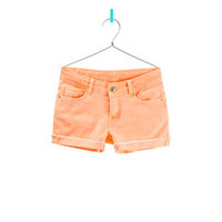 TWILL SHORTS - Shorts - Girl - Kids - ZARA United States