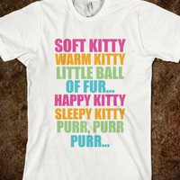C - Soft Kitty