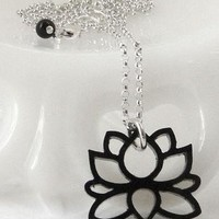 Lotus Necklace - Whimsical & Unique Gift Ideas for the Coolest Gift Givers