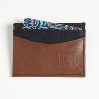 RVCA 'Cuban' Card Case | Nordstrom