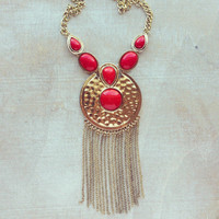 Pree Brulee - Aztec Treasure Necklace