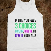 3 CHOICES - $$$$$ - Skreened T-shirts, Organic Shirts, Hoodies, Kids Tees, Baby One-Pieces and Tote Bags