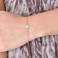 Gorjana Bloom Disk Bracelet | SHOPBOP