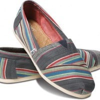 Denim Stripe Women's Classics
