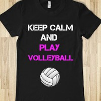 VOLLEYBALL TSHIRT  - Secret Shop - Skreened T-shirts, Organic Shirts, Hoodies, Kids Tees, Baby One-Pieces and Tote Bags
