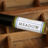 Meadow Perfume Oil Coconut Hemp Roll On