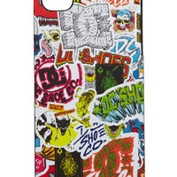 DC SHOES PHOTEL IPHONE 4 CASE - MULTI