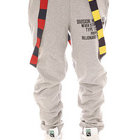 Billionaire Boys Club The Orientation Pants in Heather Grey : Karmaloop.com - Global Concrete Culture