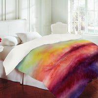 Jacqueline Maldonado Kiss Of Life Duvet Cover