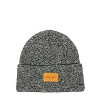 ASOS Beanie with Patch at asos.com