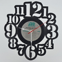 Decorative Vinyl Record Wall Clock (artist is Foreigner)