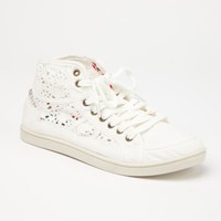 Rockie Crochet Shoes - Roxy