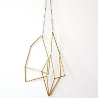 SAMMA Extended Study in Space Necklace - Jewelry
