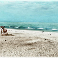 Tranquility on Tybee Island Photograph by Tammy Wetzel - Tranquility on Tybee Island Fine Art Prints and Posters for Sale