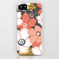 Petals &amp; Pods - Sorbet iPhone &amp; iPod Case by Heather Dutton