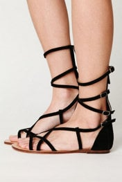 Dolce Vita Caitlyn Gladiator Sandal at Free People Clothing Boutique
