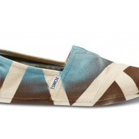Gabriel Lacktman Light Blue Fade Stripe Men&#x27;s Classics | TOMS.com
