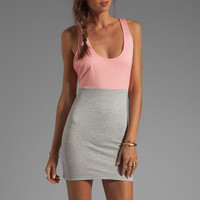 Blue Life Racer Back Dress in Heather/Apricot from REVOLVEclothing.com