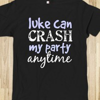 crash my party - country girl - Skreened T-shirts, Organic Shirts, Hoodies, Kids Tees, Baby One-Pieces and Tote Bags