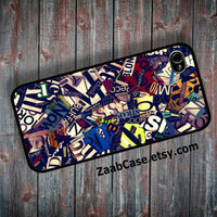 Graffiti Case , Unique Case , Abstract Case , Colorful Case : iPhone 4/4s Case , iPhone 5 Case , Galaxy S3 Case , Galaxy S4 Case