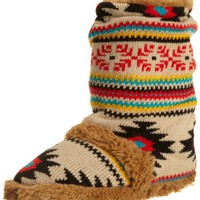 Muk Luks Women's Daphne Slipper Boot