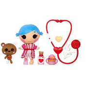 Lalaloopsy Littles Doll - Sew Cute Patient