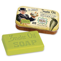 Snake Oil Beauty Soap