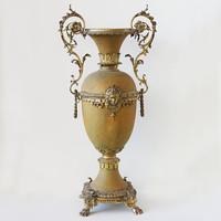 Art Nouveau French Antique Urn